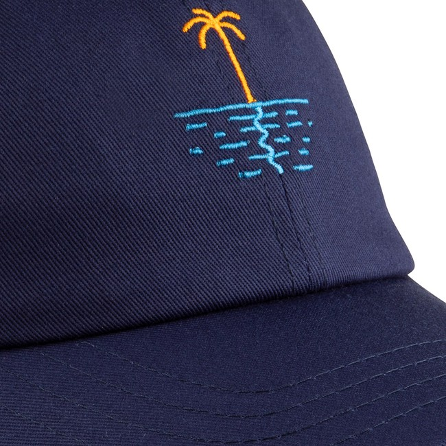 navy palmtree - Bask in the Sun num 1