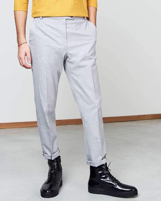 Pantalon gris - liam - Jan'n June