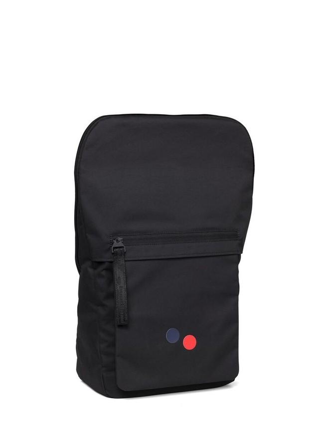 Sac à dos noir en plastique recyclé - klak - pinqponq num 5