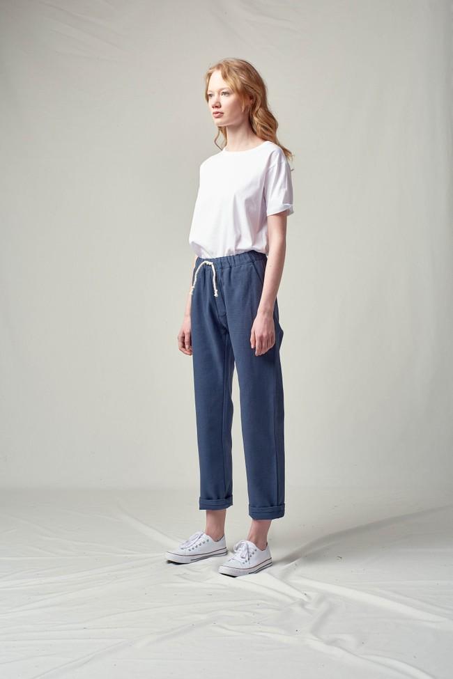 Pantalon tenerife en lin - Noyoco num 5