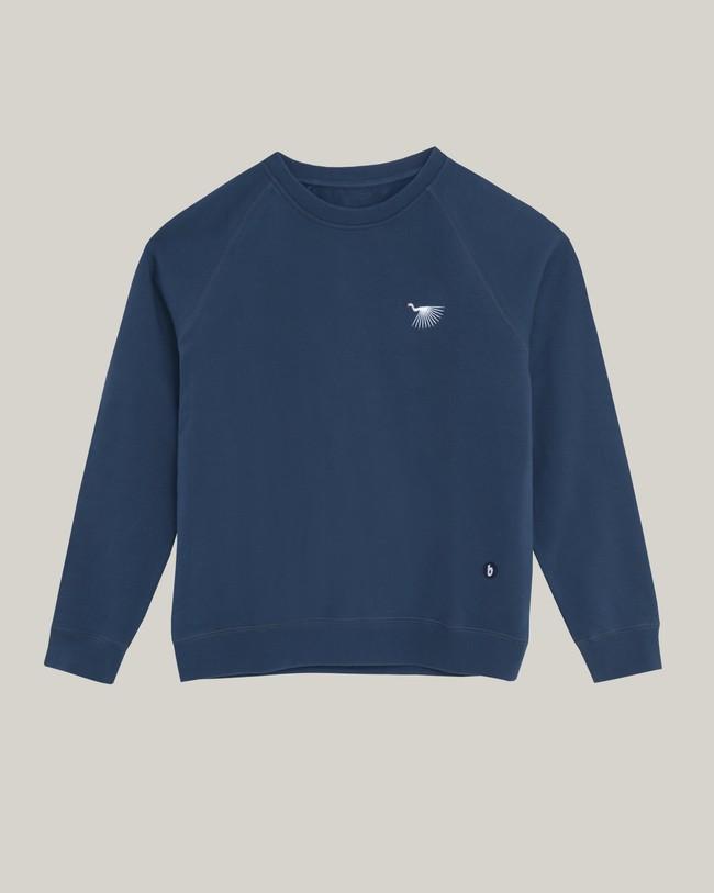 Japanese sky sweatshirt - Brava Fabrics num 1