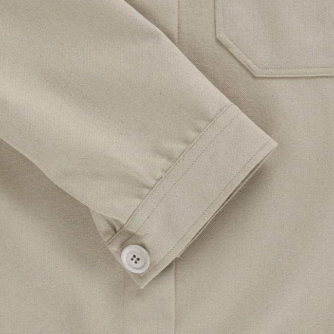 Veste recyclée - la veste authentique beige - Hopaal num 6