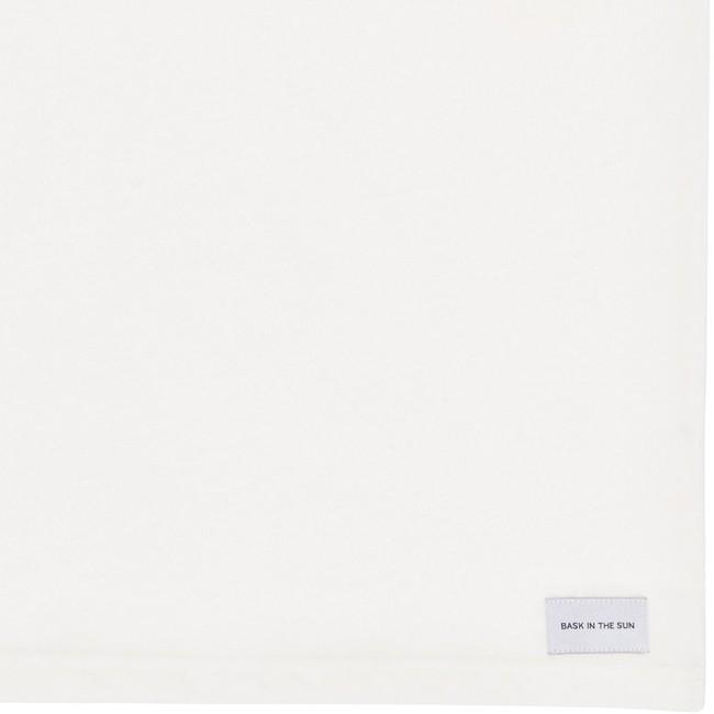 T-shirt en coton bio white sailor - Bask in the Sun num 3