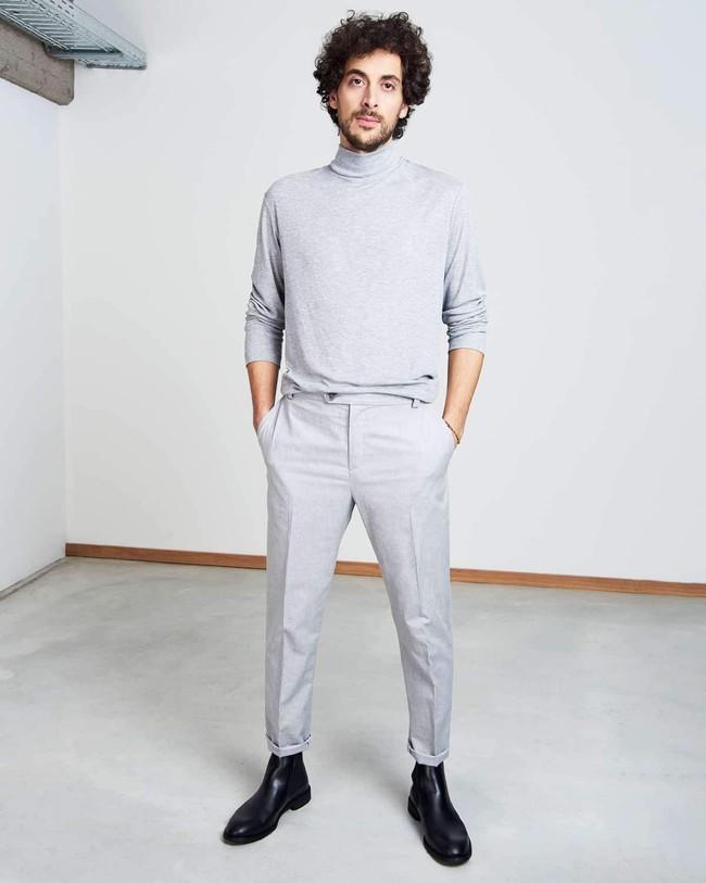 Pantalon gris - liam - Jan'n June num 1