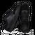 Chaussure en glencoe cuir noir / suède noir - O.T.A - 2