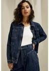 Veste en jean en coton bio - kelia - People Tree - 3