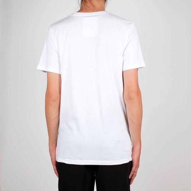 T-shirt blanc en coton bio - stockholm - Dedicated num 2