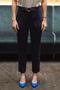 Pantalon tailleur casablanca navy - 17h10 num 0