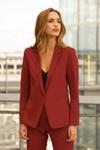 Veste tailleur paris rouge - 17h10 - 1