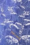 "Chemise ""cool"" motif méditerranée - Bleu Tango - 3"