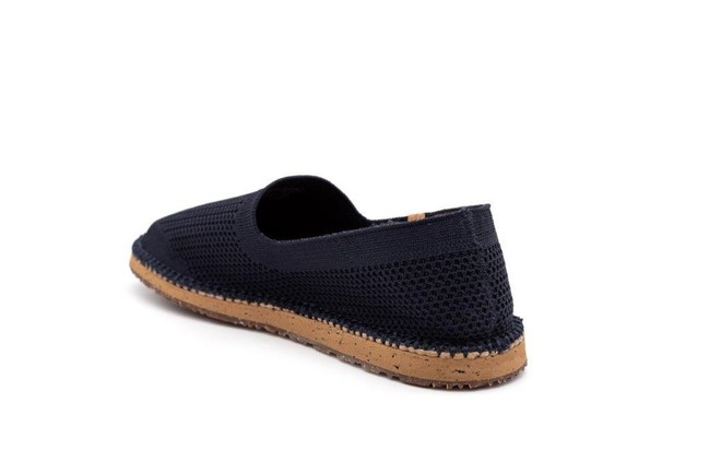 Chaussures recyclées sequoia navy - Saola num 3