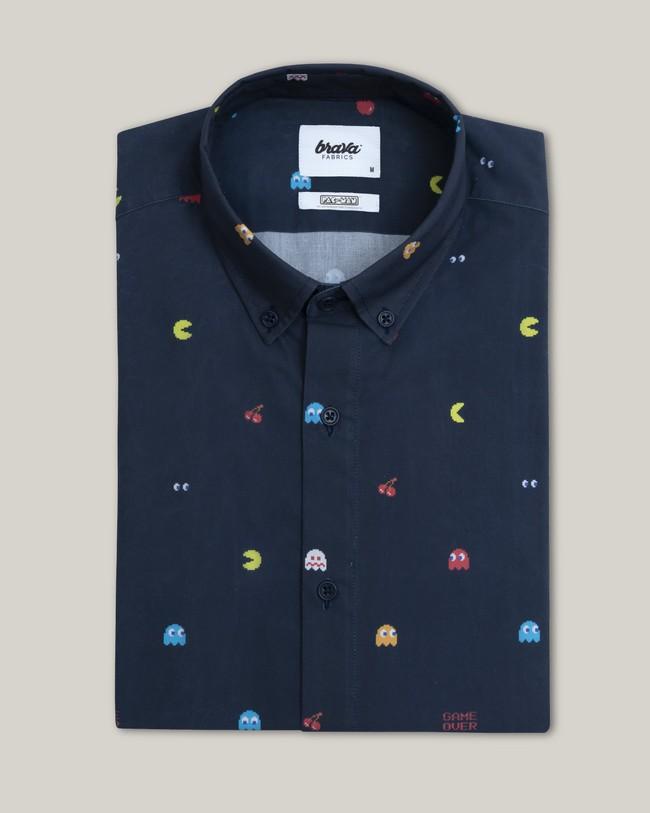 Printed shirt pac-man™ x brava - Brava Fabrics num 1