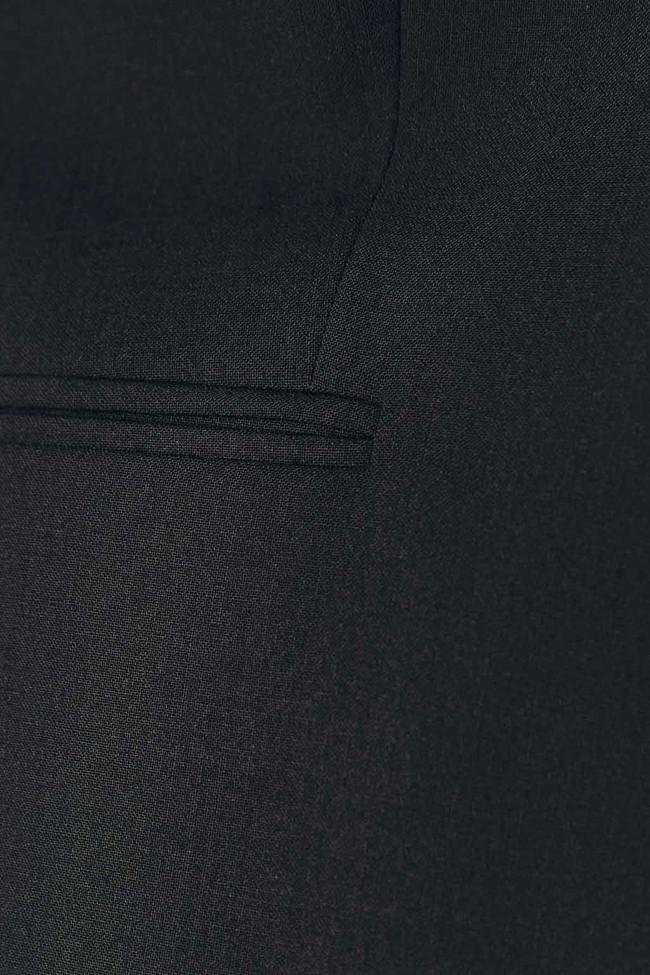 Veste tailleur paris noire - 17h10 num 5