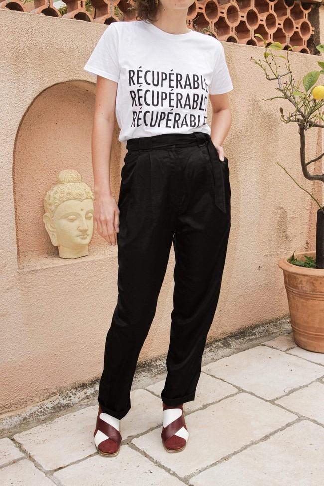 Pantalon krabe panthère - Les Récupérables num 2
