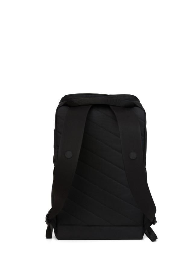 Sac à dos noir recyclé - purik - pinqponq num 2