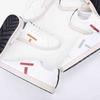 OTA baskets Chaussure %20kelwood cuir%20blanc
