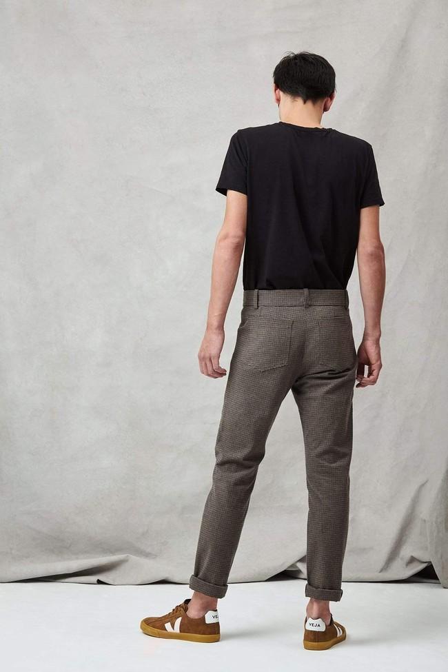 Pantalon homme tweed - Les Récupérables num 2