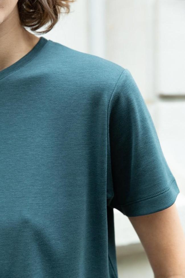 T-shirt coton bio camden - Noyoco num 5