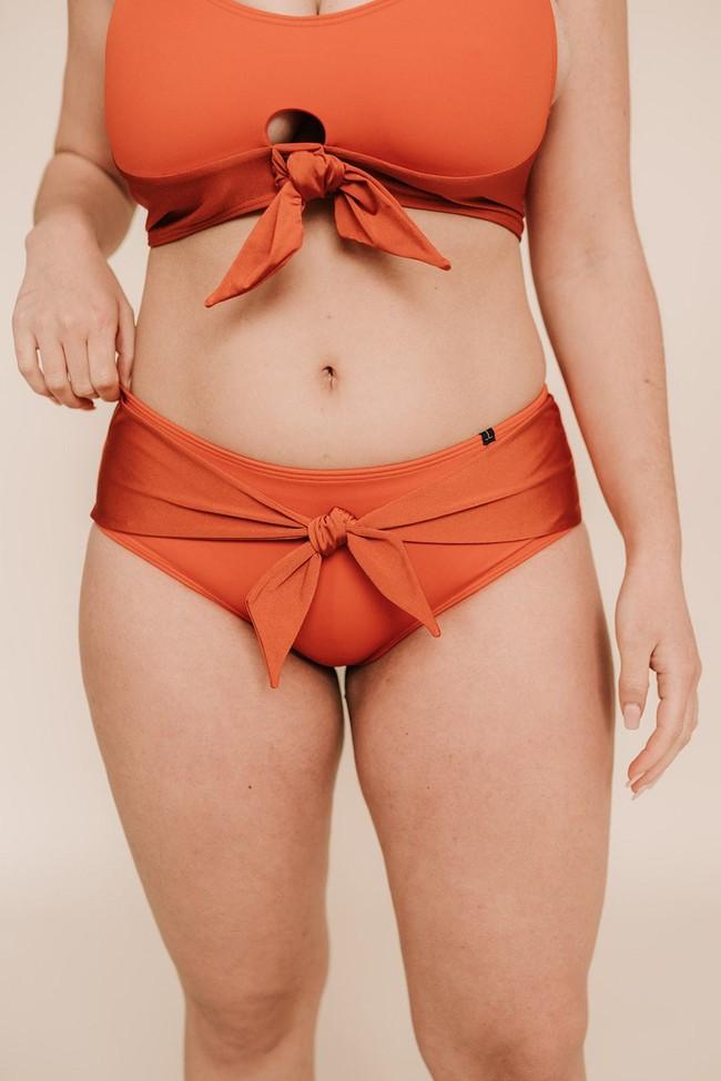 Anchor Bay - le bas - orange ethnico - Maline num 3