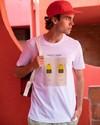Sounds of summer: house vs. techno t-shirt - Brava Fabrics - 3