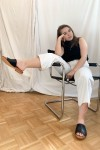 Joselin slipper black - Cano - 3