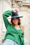 Cardigan darcy - lucky green - Andore Paris - 1