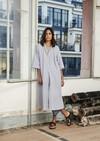 Robe croisette // bleu ciel - Bagarreuse - 2