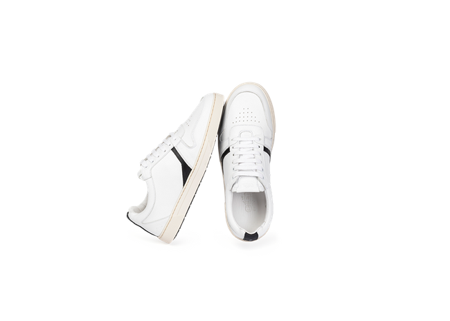 Chaussure en glencoe cuir blanc - Oth num 1