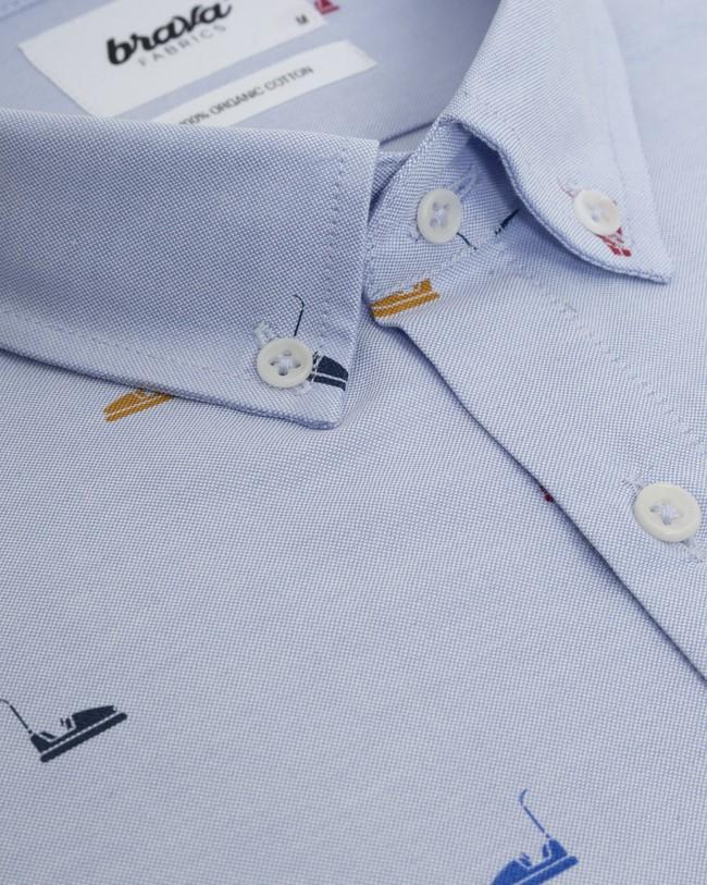 Autoscooter essential shirt - Brava Fabrics num 3