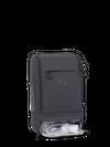 Sac à dos anthracite recyclé - cubik medium deep anthra - pinqponq - 3