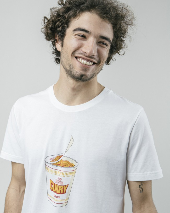 Curry to go t-shirt - Brava Fabrics num 4