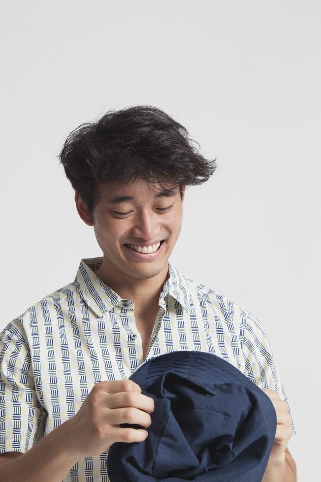 Chemise manches courtes imprimé blanc en coton bio - tom - Thinking Mu num 2