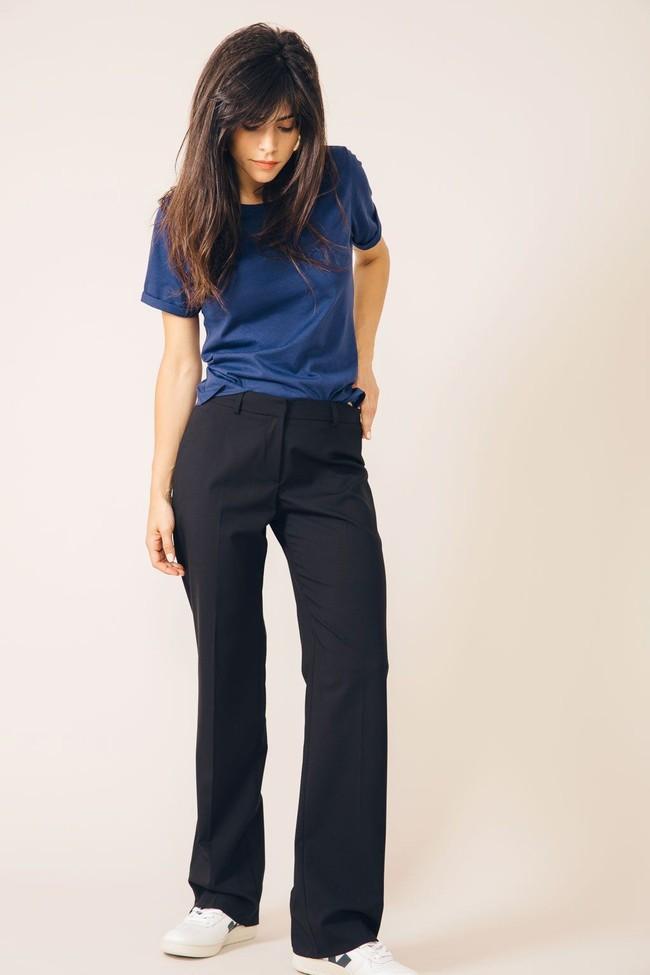 Pantalon tailleur berlin noir - 17h10 num 1