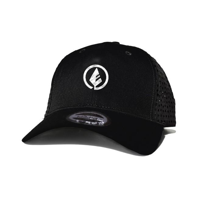 Wild cap - casquette technique recyclée [black] - Nosc num 1