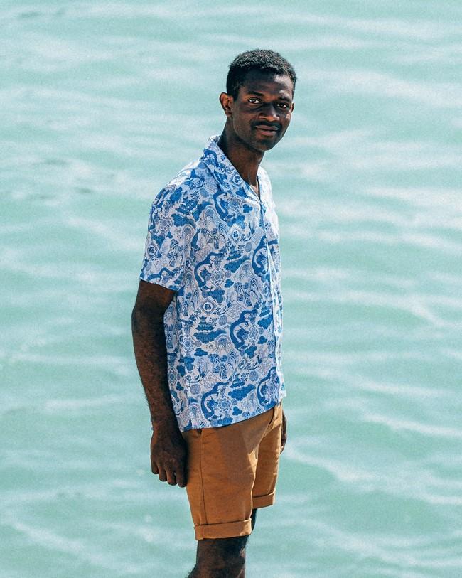 Chinese jar aloha shirt - Brava Fabrics num 4