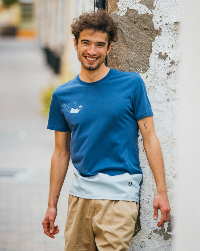 Vintage swimmer t-shirt - Brava Fabrics num 6