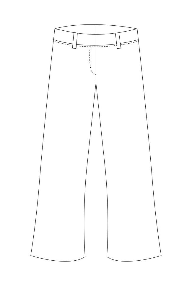 Pantalon tailleur berlin - 17h10 num 1