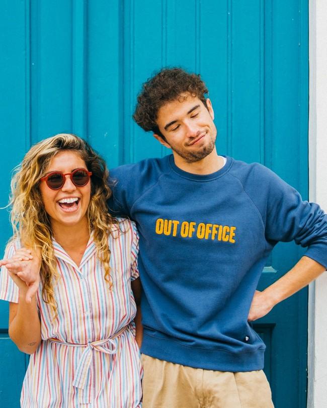Out of office sweatshirt - Brava Fabrics num 7