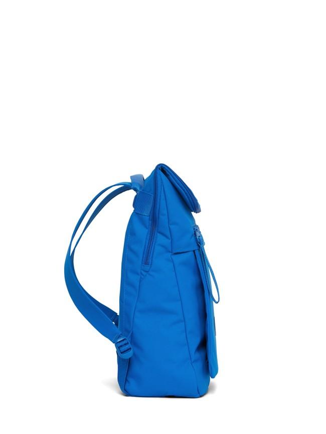 Sac à dos bleu recyclé - klak - pinqponq num 3