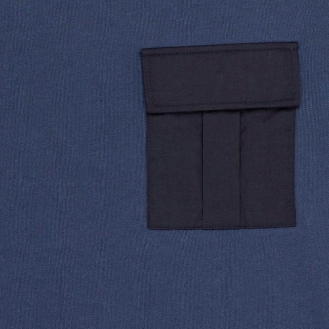 Sweat en coton bio navy georgio - Bask in the Sun num 2