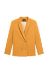 Veste tailleur boston jaune safran - 17h10 - 2