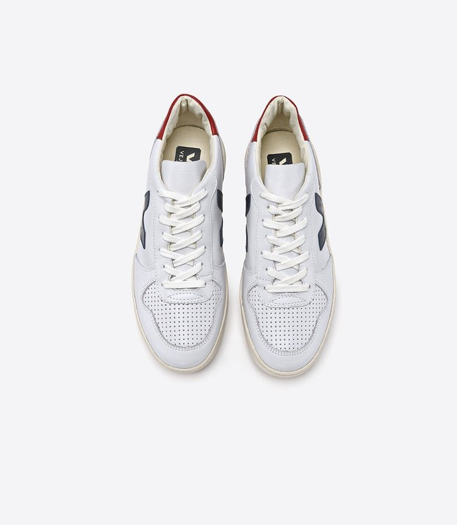 Baskets v-10 white nautico pekin - Veja num 1