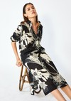 Robe mandelieu // fleur - Bagarreuse - 1
