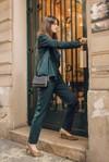 Pantalon tailleur new-york vert bouteille - 17h10 - 5