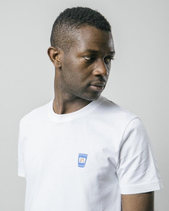 Nomad coffee x brava t-shirt - Brava Fabrics num 4
