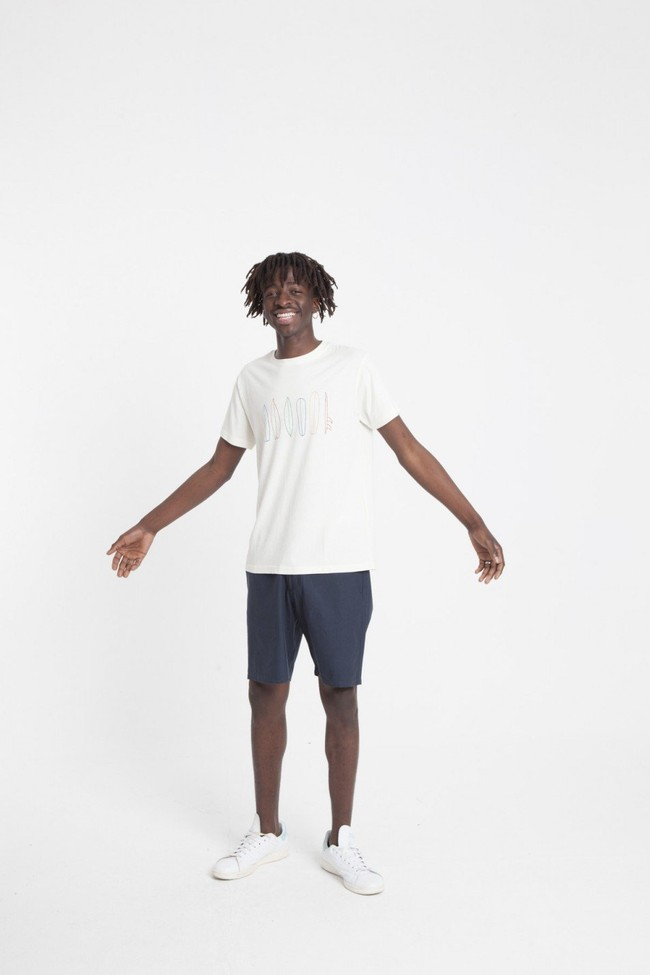 T-shirt surf en coton bio - Thinking Mu num 3