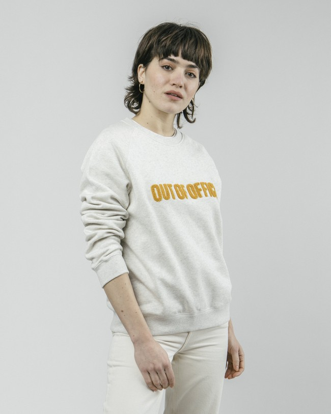 Out of office sweatshirt - Brava Fabrics