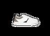 Chaussure en glencoe cuir blanc / suède gris clair - Oth - 4