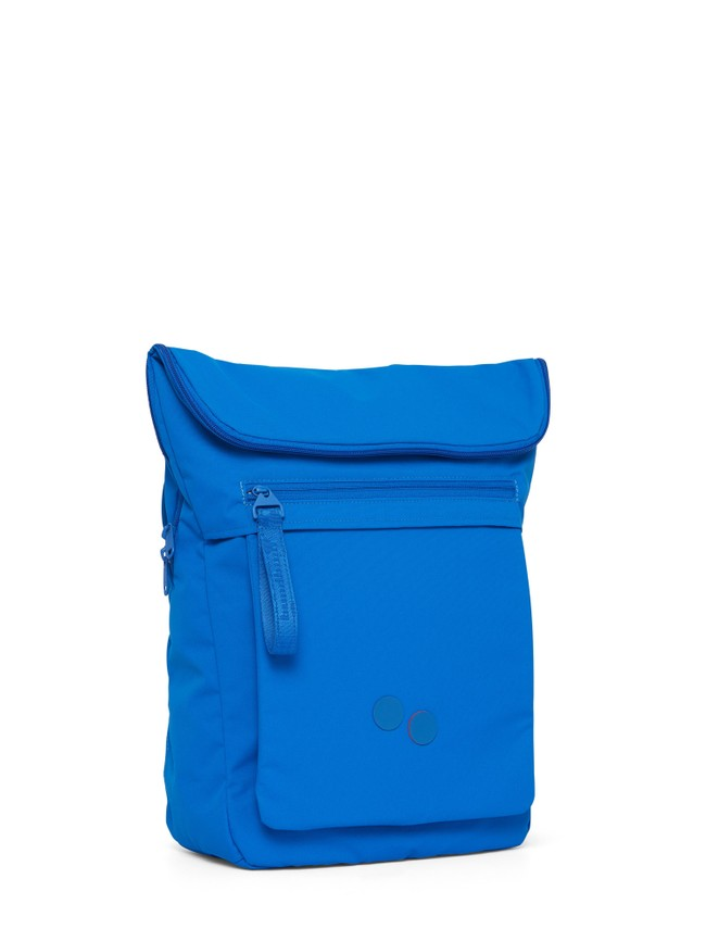 Sac à dos bleu recyclé - klak - pinqponq num 6