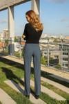 Pantalon tailleur berlin pétrole - 17h10 - 3